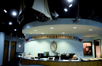 The nonprofit Children's Harbor serves children battling illness. (contributed)