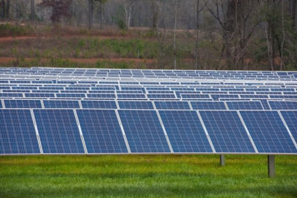Solar is among the renewable energy generation sources Alabama Power is considering in its latest RFP. (file)