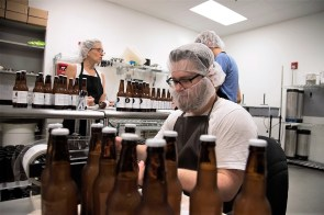 Birmingham's Better Kombucha is putting its stamp on this popular drink. (Brittany Faush / Alabama NewsCenter)
