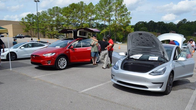 National Drive Electric Week gets charged up in Alabama