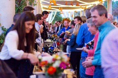 Western's Wine and Food Festival will showcase more than 500 wines Friday, Sept. 28 at the Birmingham Zoo. (Zeekee Business Photos)