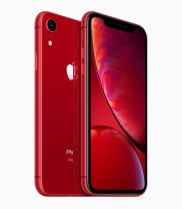 The new iPhone Xr retains the key advances of the first iPhone X -- facial recognition and an edge-to-edge display -- but is cheaper while being noticeably larger at 6.1 inches. (contributed)