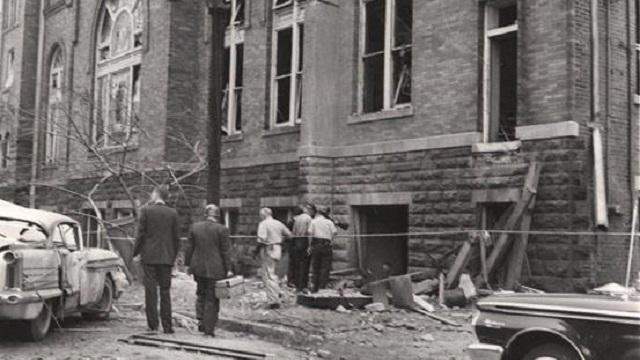 Alabama Legacy Moment: Sixteenth Street Baptist Church bombing