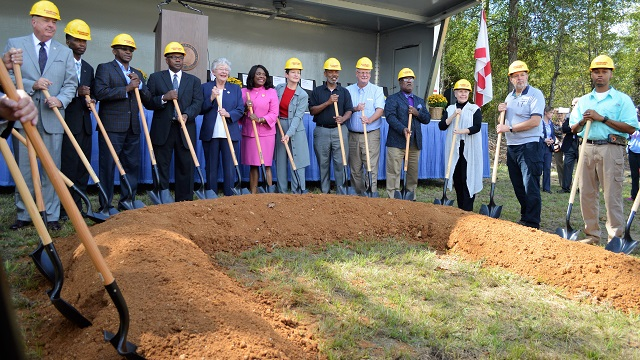 Eutaw is feeling the Love's as company breaks ground on large Alabama travel center