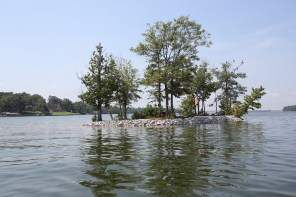 School Bus Island is now protected for future generations to enjoy. (Meg McKinney/Shorelines)