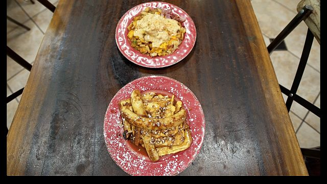 Brunch special from Spot of Tea makes list of 100 Dishes to Eat in Alabama Before You Die