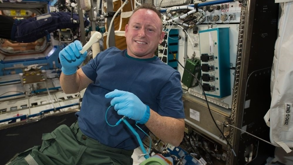 Southern Research tests parts 3-D printed in space for NASA