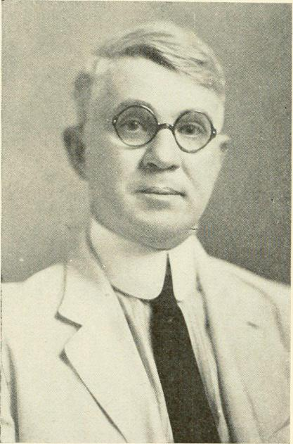 "George B. Ward, published in 1922 in ""A History of Rome and Floyd County."" (Wikipedia)"