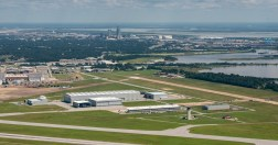 Airbus will build a new A220 assembly adjacent to the current A320 family production center in Mobile. (Tad Denson/Airwind.com)