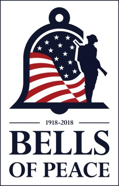 Bells of Peace is an official national commemoration of the 100th anniversary of the end of World War I. (contributed)