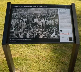Selma to Montgomery National Historic Trail Alabama. (Erin Harney/Alabama NewsCenter)
