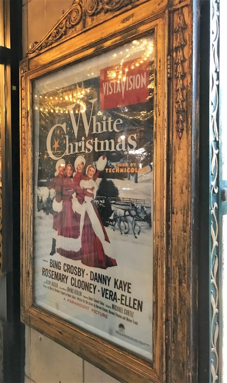 The Holiday Film Series will be at the Alabama Theatre Dec. 7-22. (Michael Tomberlin / Alabama NewsCenter)