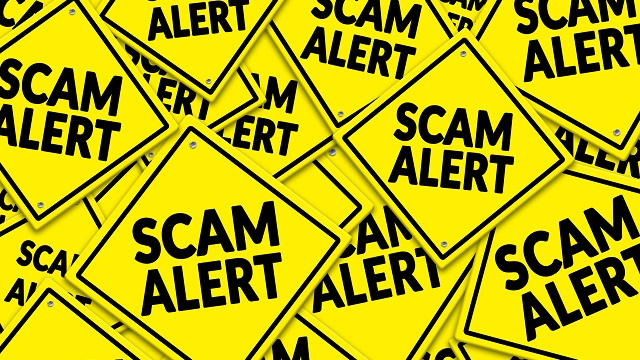What to do if you get scammed