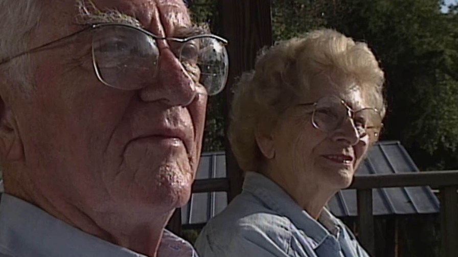 Gould and Mary Beech. (The University of Alabama Center for Public Television, https://dragonflypublicmedia.org/beech/ [dragonflypublicmedia.org)