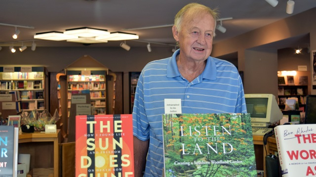 Pitcher throws changeup, hits homerun with Birmingham's oldest independent bookstore
