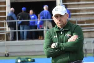 UAB head coach Bill Clark.(Solomon Crenshaw Jr. / Alabama NewsCenter)