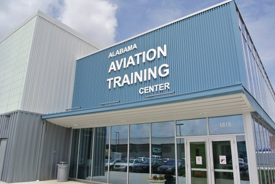 AIDT's Alabama Aviation Center at Mobile Aeroplex is helping prepare a skilled workforce for Airbus. It opened in 2014. (contributed)
