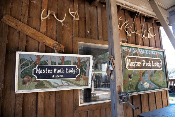 Whitetail deer hunting is the main event at Master Rack Lodge. (Brittany Faush/Alabama NewsCenter)