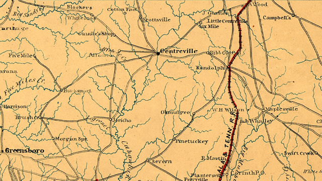 On this day in Alabama history: Centreville was incorporated