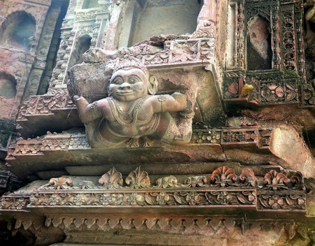 UAB associate professor Cathleen Cummings is working to track down and document surviving monuments in Nagpur, India. (contributed)