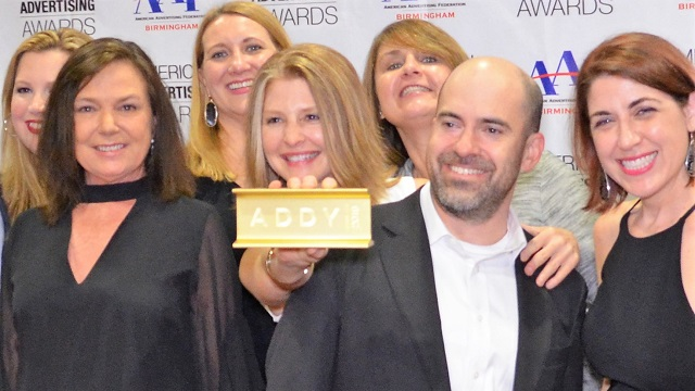 Birmingham advertising industry celebrates work with ADDYs