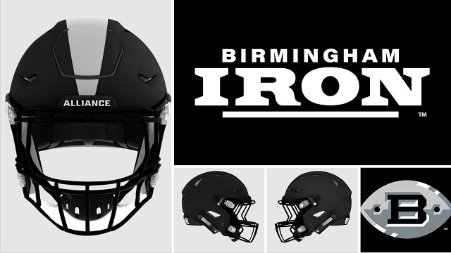 Birmingham Iron schedule loaded with home games early