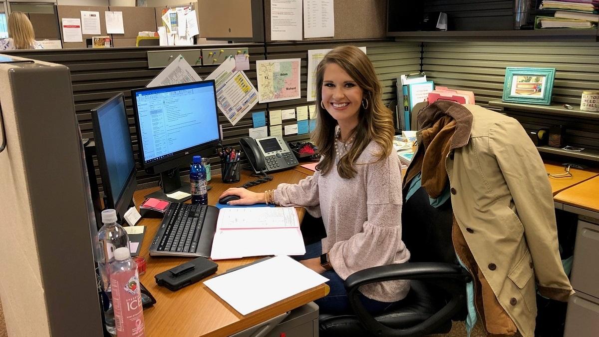National Engineers Week Alabama Power Spotlight: Brooke Clark