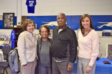 Africatown is building a museum and welcome center to better tell the historic community's story, Cleon Jones says. (Karim Shamsi-Basha/Alabama NewsCenter)