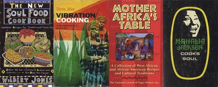 The David Walker Lupton African American Cookbook Collection at the University of Alabama is considered one of the world's largest of its kind and a valuable resource to Southern cuisine's roots. (David Washington / Alabama NewsCenter)