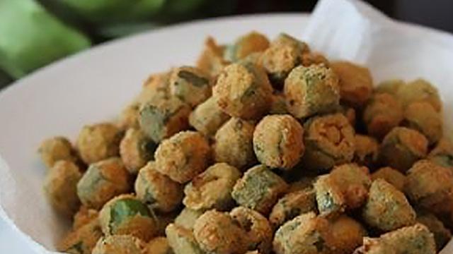 Recipe: The Best Fried Okra