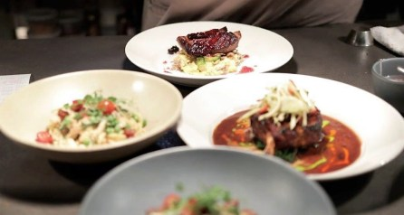 Led by Chef Duane Nutter's vision, the food at Southern National is both Southern and inspired. (Bruce Nix / Alabama NewsCenter)