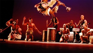 Dance to the beat with one of the top 10 African-American dance companies in the U.S. at the Black History Month Luncheon at the University of Alabama in Huntsville. (contributed)