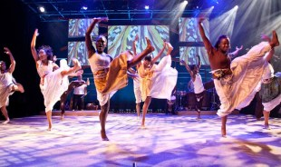 Spend an unforgettable day with Step Afrika! (Getty Images)