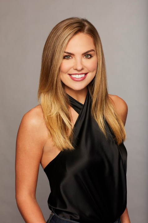 """Hannah Brown stars in ABC's """"The Bachelorette"""" after making an impression on """"The Bachelor."""" (Craig Sjodin/ABC)"""