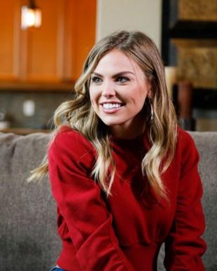 """Hannah Brown on """"The Bachelor."""" (Josh Vertucci/ABC) HANNAH B."""