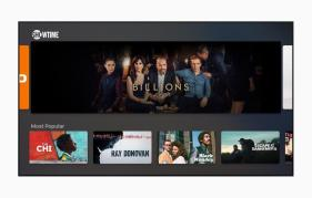 Apple unveiled its Apple TV+ streaming service Monday. (Apple Inc.)