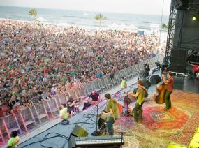Avett Brothers is among the artists who have performed at Hangout Fest. (Hangout Fest)