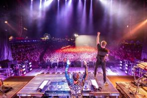 Chainsmokers is among the artists who have performed at Hangout Fest. (Hangout Fest)