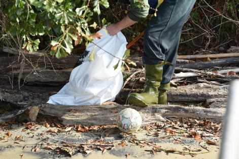 Every year, thousands of Renew Our Rivers volunteers remove trash small and large from Alabama's waterways. (contributed)