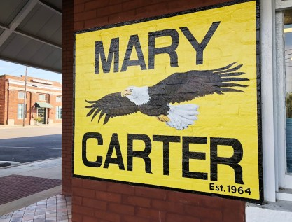 Mary Carter Store has been part of the landscape in downtown Cullman for 54 years. (Melissa Johnson Warnke/Alabama Retail Association)