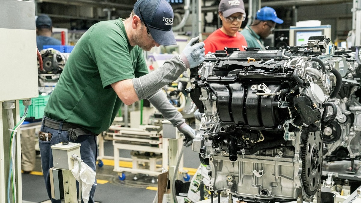 Toyota to add 450 workers with $288M Alabama engine plant expansion