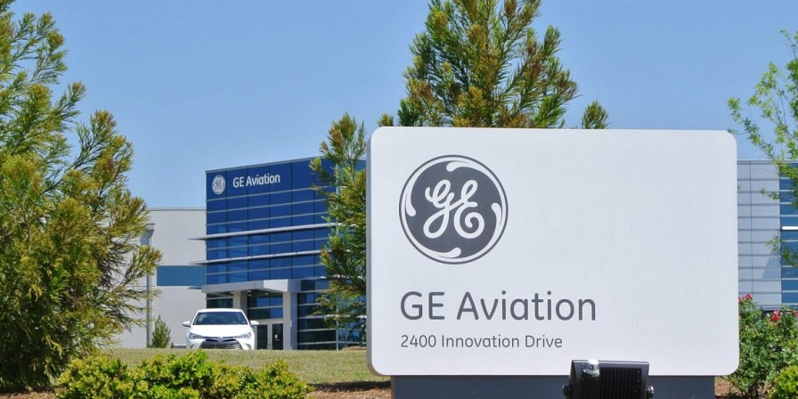 GE Aviation in Auburn began producing 3-D-printed fuel nozzle tips for jet engines in 2015. (GE Aviation)