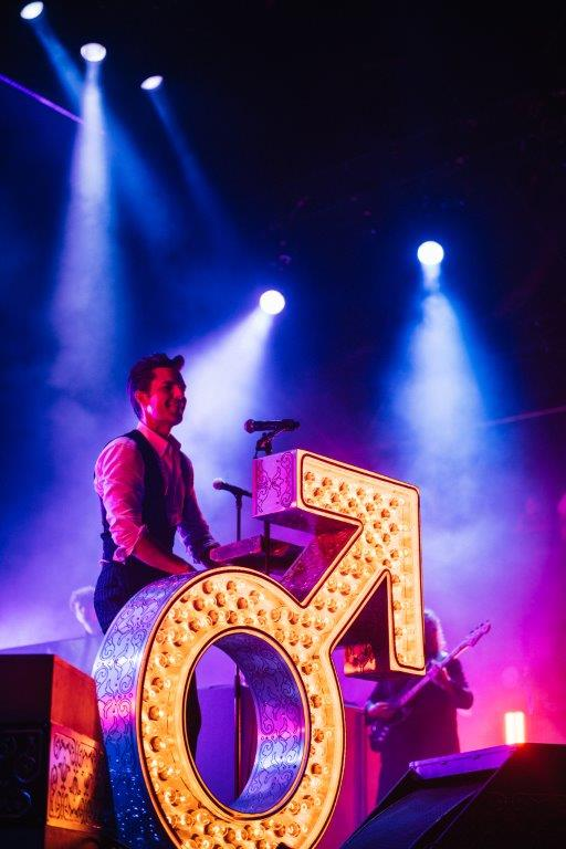 Killers is among the artists who have performed at Hangout Fest. (Hangout Fest)