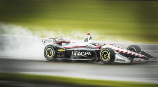 Indy cars promise excitement. (Contributed)