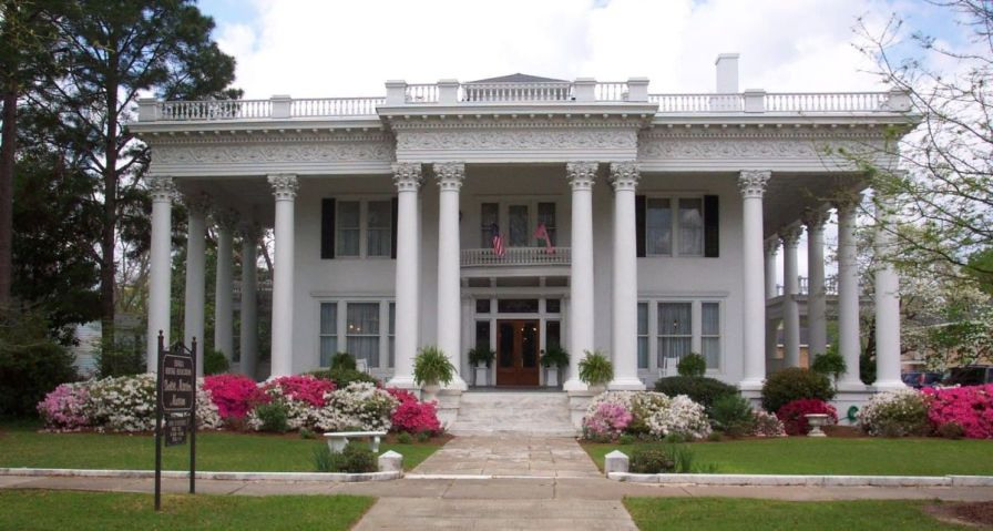 The Shorter Mansion has welcomed thousands of visitors. (Contributed)