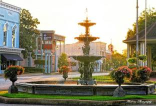 Eufaula's quaint beauty hearkens to yesteryears. (Contributed)