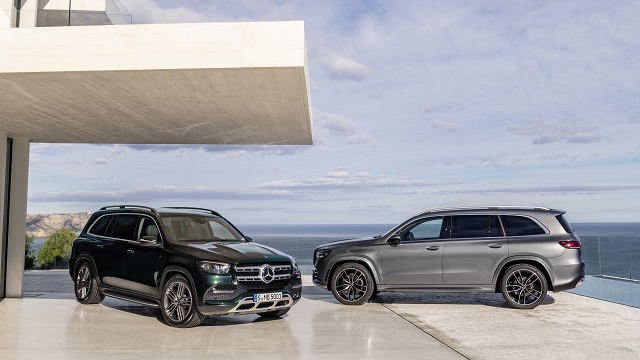 Mercedes-Benz unveils the 'S-Class of SUVs' to be built in Alabama