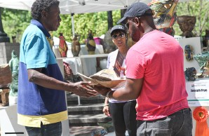 Birmingham's largest city center arts festival transforms Linn Park with its blast of fresh artistic talent, sights, sounds, tastes and aromas. (Contributed)