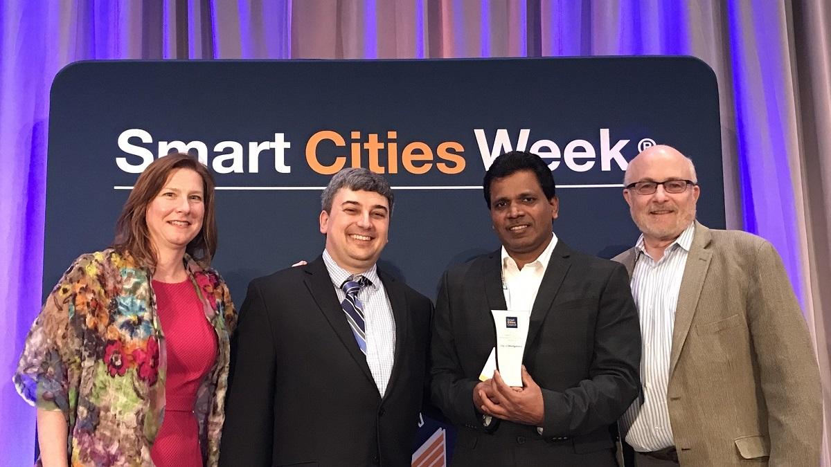 Montgomery wins 2019 Smart Cities Readiness Challenge