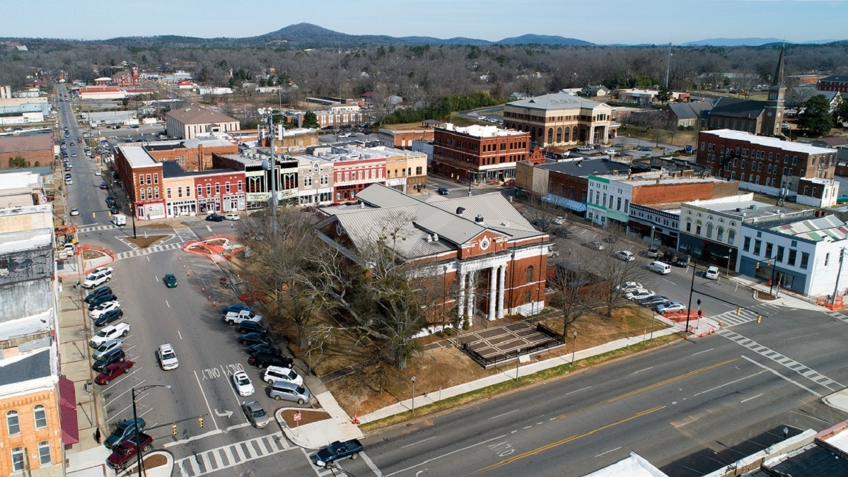 Talladega is known for speed, but slow down and take in what the Alabama city offers